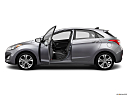 2013 Hyundai Elantra GT 6-Speed Automatic Transmission, driver's side profile with drivers side door open.