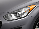 2013 Hyundai Elantra GT 6-Speed Automatic Transmission, drivers side headlight.