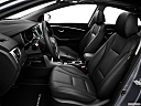 2013 Hyundai Elantra GT 6-Speed Automatic Transmission, front seats from drivers side.