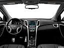 2013 Hyundai Elantra GT 6-Speed Automatic Transmission, centered wide dash shot