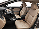 2013 Hyundai Elantra GLS, front seats from drivers side.