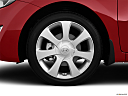 2013 Hyundai Elantra Limited, front drivers side wheel at profile.