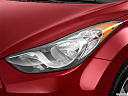 2013 Hyundai Elantra Limited, drivers side headlight.