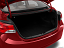 2013 Hyundai Elantra Limited, trunk open.