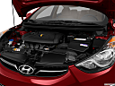 2013 Hyundai Elantra Limited, engine.