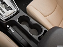 2013 Hyundai Elantra Limited, cup holders.