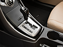 2013 Hyundai Elantra Limited, gear shifter/center console.