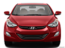 2013 Hyundai Elantra Limited, low/wide front.
