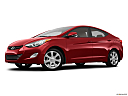 2013 Hyundai Elantra Limited, low/wide front 5/8.