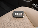 2013 Hyundai Elantra Limited, key fob on driver's seat.