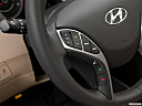 2013 Hyundai Elantra Limited, steering wheel controls (left side)