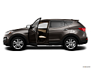 2013 Hyundai Santa Fe Sport 2.0T, driver's side profile with drivers side door open.