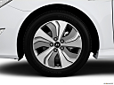 2013 Hyundai Sonata Hybrid Limited, front drivers side wheel at profile.