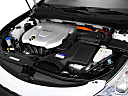 2013 Hyundai Sonata Hybrid Limited, engine.