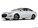 2013 Hyundai Sonata Hybrid Limited, low/wide front 5/8.