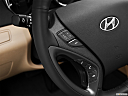 2013 Hyundai Sonata Hybrid Limited, steering wheel controls (left side)