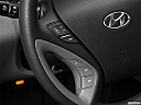 2013 Hyundai Sonata GLS, steering wheel controls (left side)