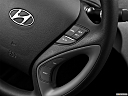 2013 Hyundai Sonata GLS, steering wheel controls (right side)