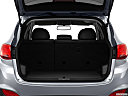 2013 Hyundai Tucson Limited, trunk open.