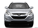 2013 Hyundai Tucson Limited, low/wide front.