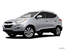 2013 Hyundai Tucson Limited, low/wide front 5/8.