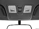 2013 Hyundai Veloster, courtesy lamps/ceiling controls.