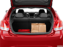 2013 Hyundai Veloster, trunk props.