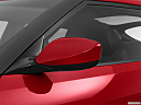 2013 Hyundai Veloster, driver's side mirror, 3_4 rear
