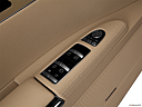 2013 Mercedes-Benz S-Class S550, driver's side inside window controls.
