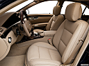 2013 Mercedes-Benz S-Class S550, front seats from drivers side.