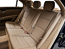 2013 Mercedes-Benz S-Class S550, rear seats from drivers side.
