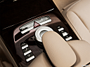 2013 Mercedes-Benz S-Class S550, system controls.