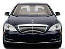 2013 Mercedes-Benz S-Class S550, low/wide front.