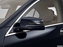 2013 Mercedes-Benz S-Class S550, driver's side mirror, 3_4 rear