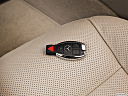 2013 Mercedes-Benz S-Class S550, key fob on driver's seat.