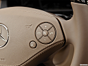 2013 Mercedes-Benz S-Class S550, steering wheel controls (right side)