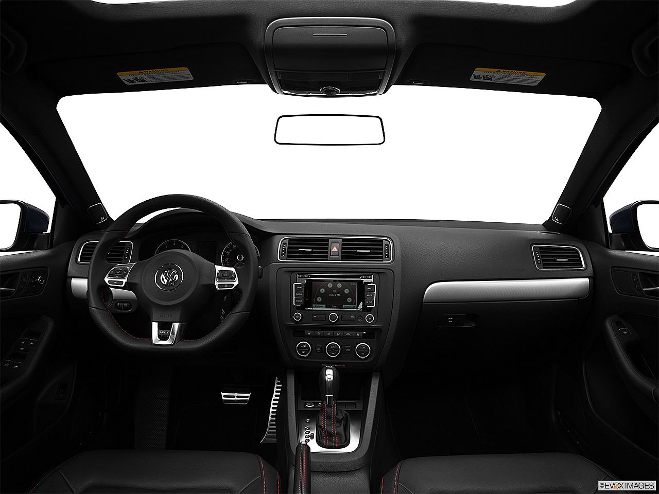 2013 vw jetta gli autobahn with navigation review