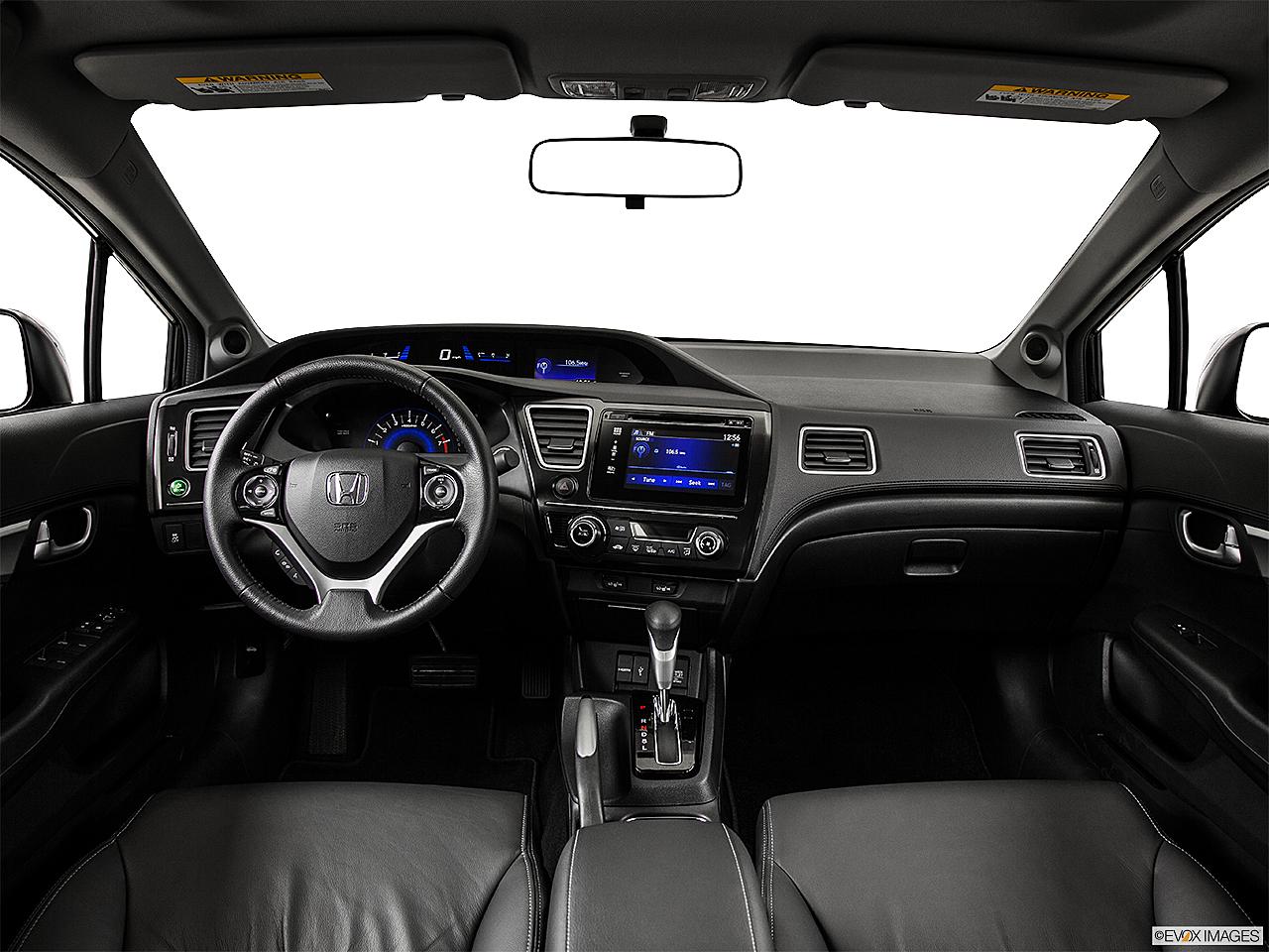 Honda Civic EXL Dr Sedan Research GrooveCar - 2014 honda civic lx sedan invoice price