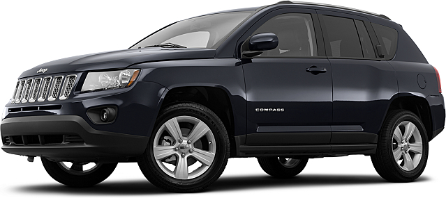 2014 Jeep Compass Latitude at Island Chrysler Dodge Jeep Ram of Staten Island, NY