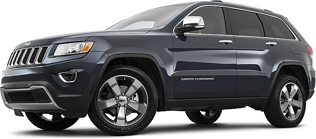 2015 Jeep Grand Cherokee Limited at Fair Oaks Chrysler Dodge Jeep of Chantilly, VA