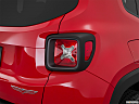 2015 Jeep Renegade Trailhawk, passenger side taillight.