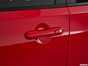 2015 Jeep Renegade Trailhawk, drivers side door handle.