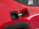 2015 Jeep Renegade Trailhawk, gas cap open.