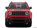 2015 Jeep Renegade Trailhawk, low/wide front.