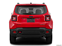2015 Jeep Renegade Trailhawk, low/wide rear.