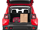 2015 Jeep Renegade Trailhawk, trunk props.