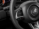 2015 Jeep Renegade Trailhawk, steering wheel controls (left side)