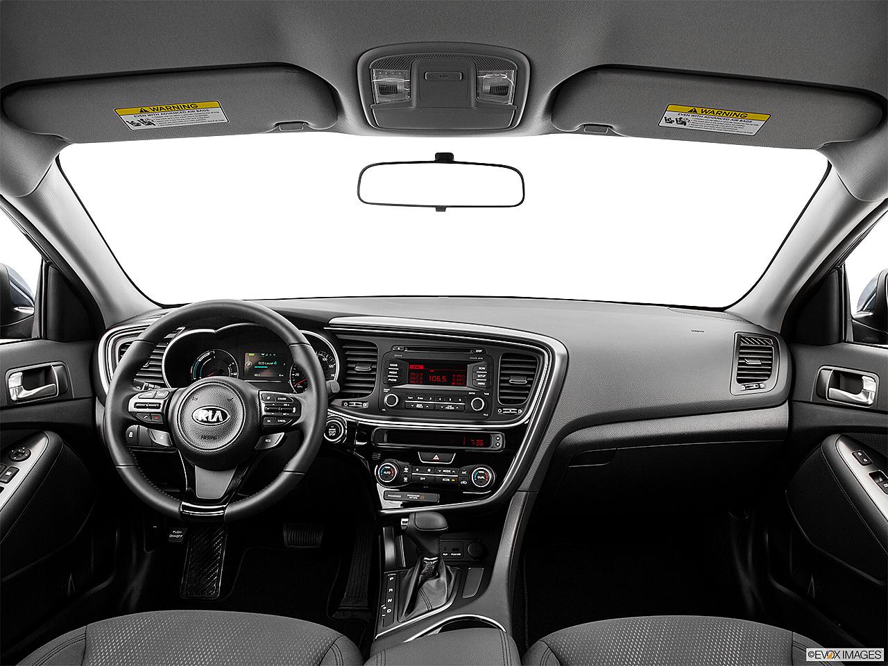 watch hybrid exterior interior and walkaround kia auto chicago ex optima show