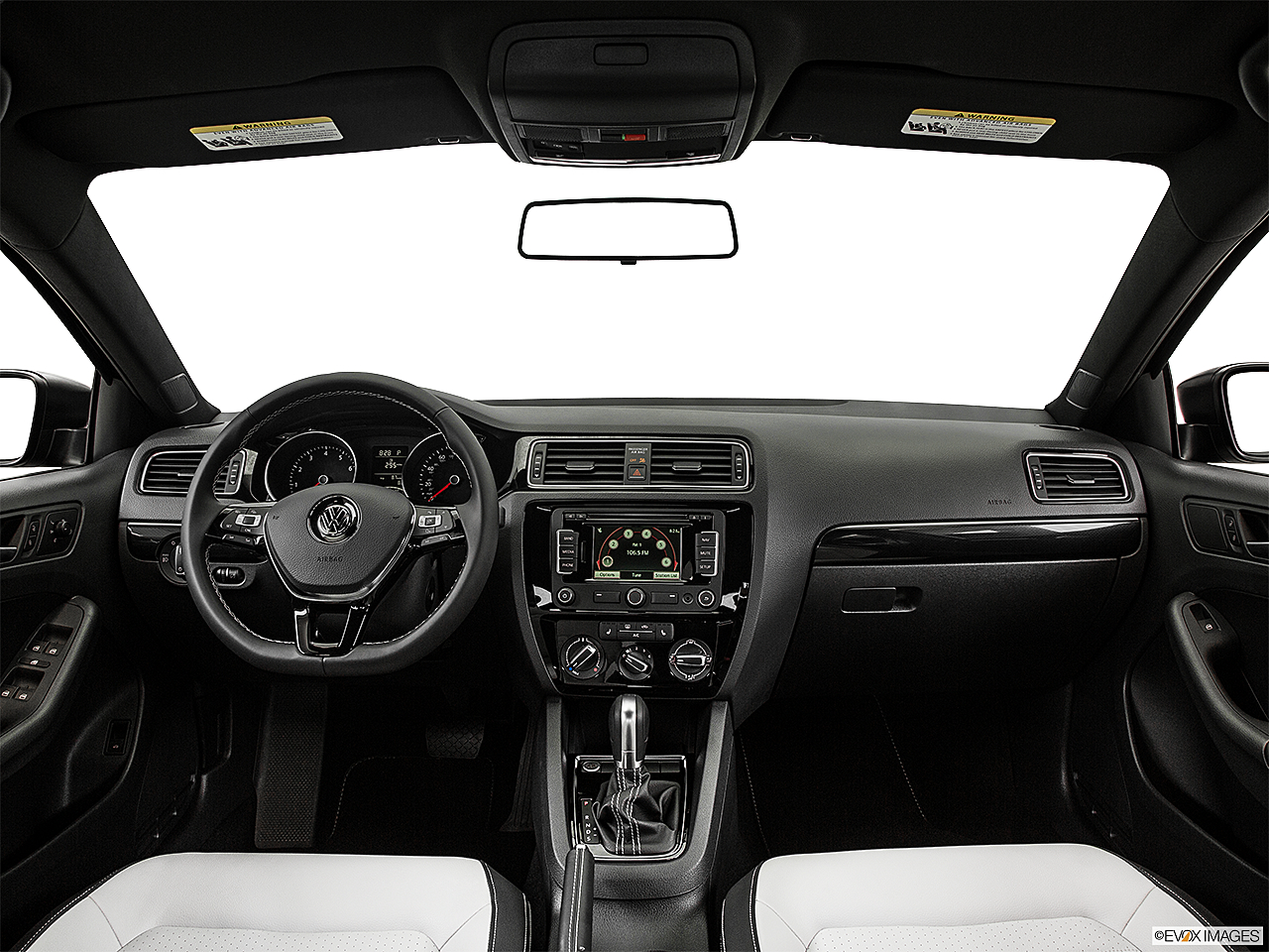 2015 Volkswagen Jetta 1.8T Sport, Centered Wide Dash Shot