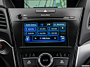 2016 Acura ILX Technology Plus and A-Spec Package, closeup of radio head unit